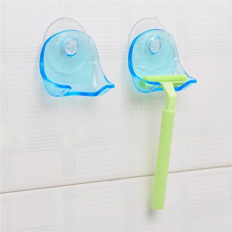 Home Accessories Wall Sucking Razor Holder Bathroom Stand Toothbrush Shaver  Cap Shower Razor Holder, 1PC In Razor From Beauty U0026 Health On  Aliexpress.com ...