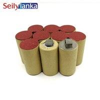 3000mAh for Fein 12V Ni MH Battery pack CD 92604038021 9 26 04 038 02 1 for self installation