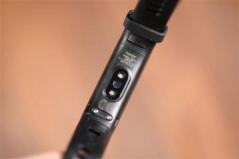 D'honneur origine Bande 4 bracelet connecté 50 m Étanche traqueur de remise en forme écran tactile moniteur de fréquence cardiaque Affichage Message D'appel Spectacle - 5