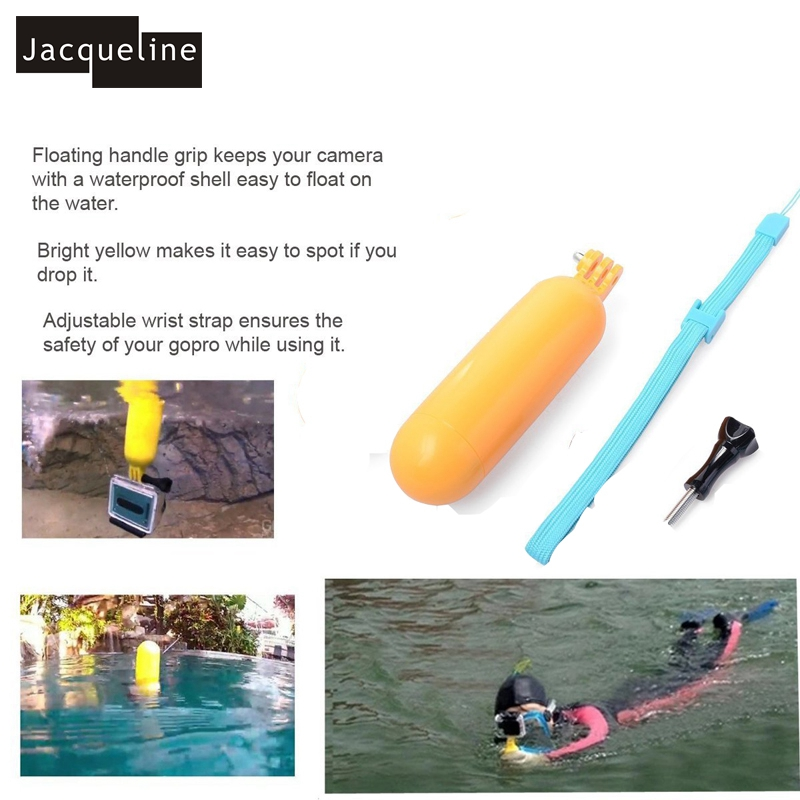 Jacqueline for Bag Accessories Accessories Mout Holder Gopro HD 6 5 4 - Kamera dhe foto - Foto 2