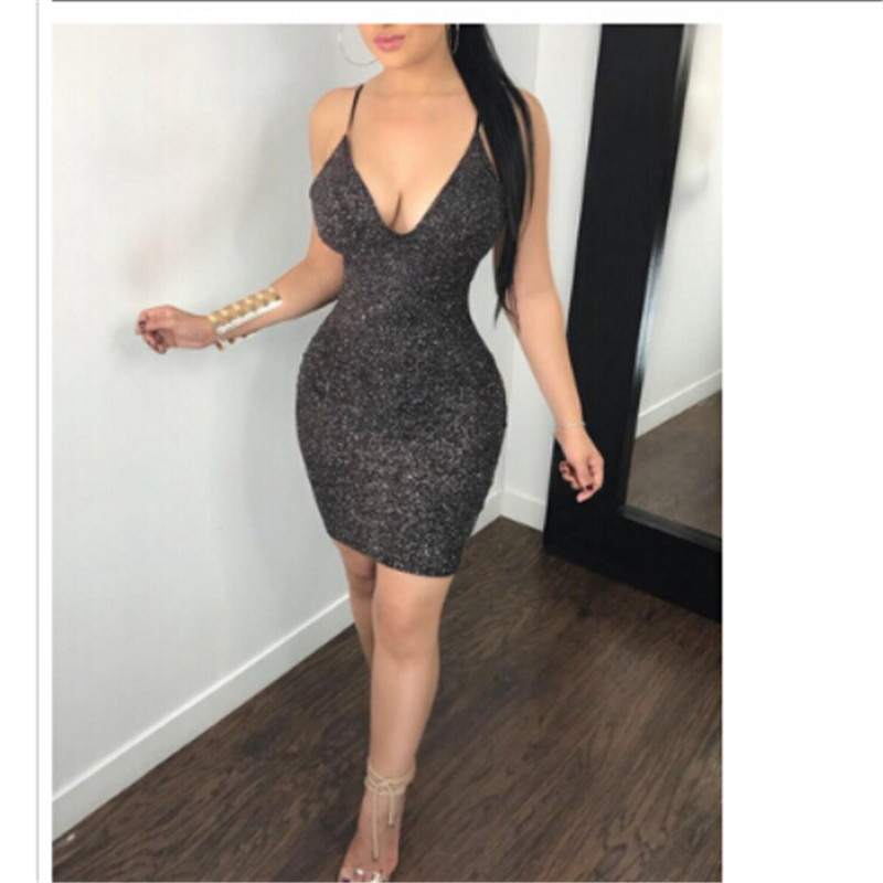 Women Arrival Sexy Dress Women Bodycon Slim Short Mini Dress Cocktail Party Clubwear Pencil Dress
