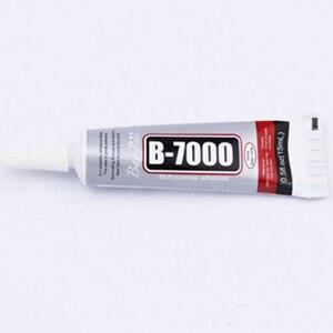 Image 2 - 10 шт./Лот Украшение для мобильного телефона ЖК дисплей клейкая эпоксидная смола DIY Украшение B7000 супер клей фотонаклейки