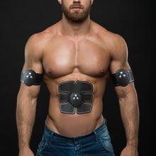 EMS Wireless Muscle Stimulator Smart Fitness Abdominal Training Device Electric Weight Loss Stickers Body font b