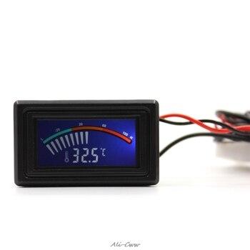 Digital Thermometer Temperature Meter Gauge C/F PC MOD