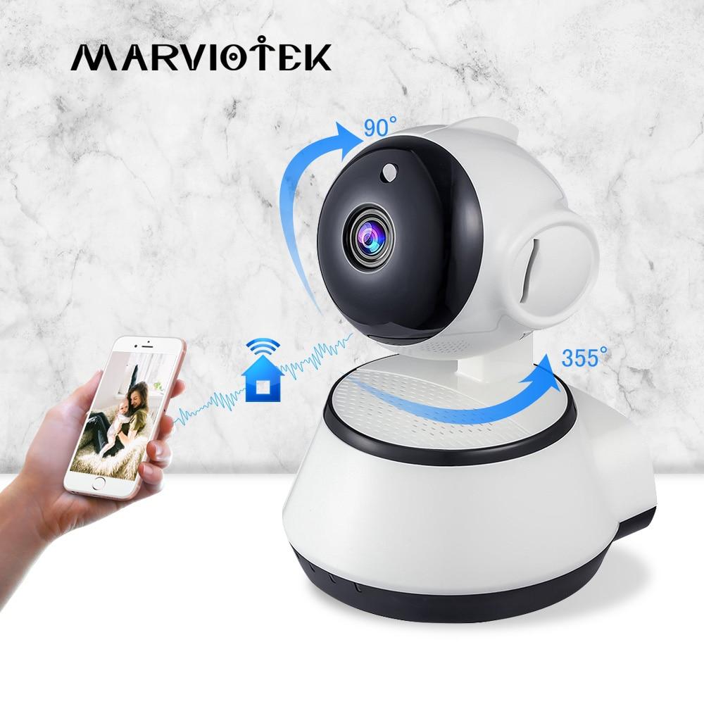 Home Security Baby Monitor WiFi IP Camera Wireless Baby Camera Audio Record Video Surveillance Camera 720P HD Night Vision P2P