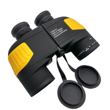 Promo offer HUANDEE 7X50mm  Rangefinder military binoculars Professional marine floating binocular telescope HBT002