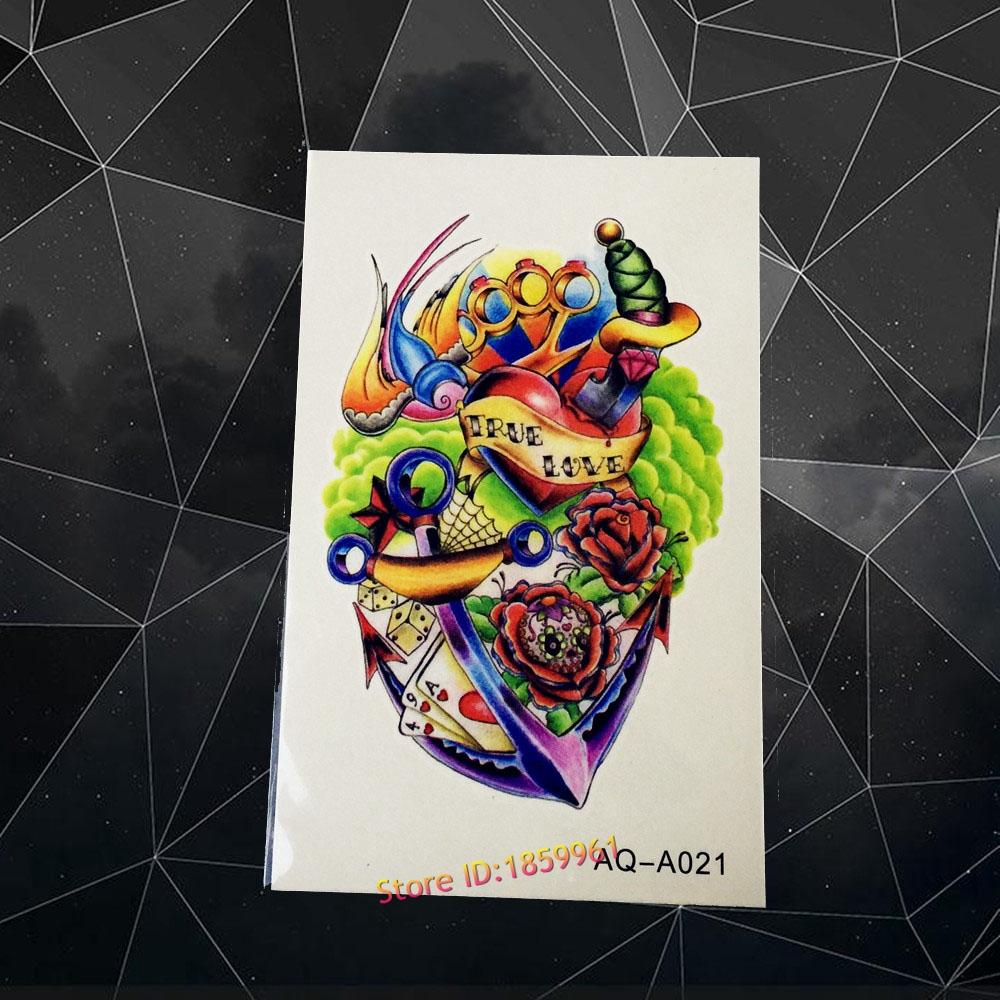 roses coeur tatouages-achetez des lots à petit prix roses coeur