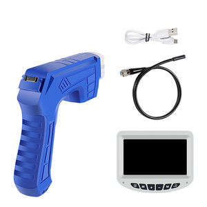 Image 5 - 1080P Industrial Endoscope Inspection Camera Portable Hard Cable Handheld Wifi Borescope Videoscope with 4.3 inch LCD Endoscope