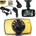 Автомобиль Автомобиль 2.7 Дюймов Видео Регистратор мини Видеокамера DVR Даш Cam Видеокамера Ночного Видения Автомобильный Видеорегистратор для Английский Русский Французский Испанский