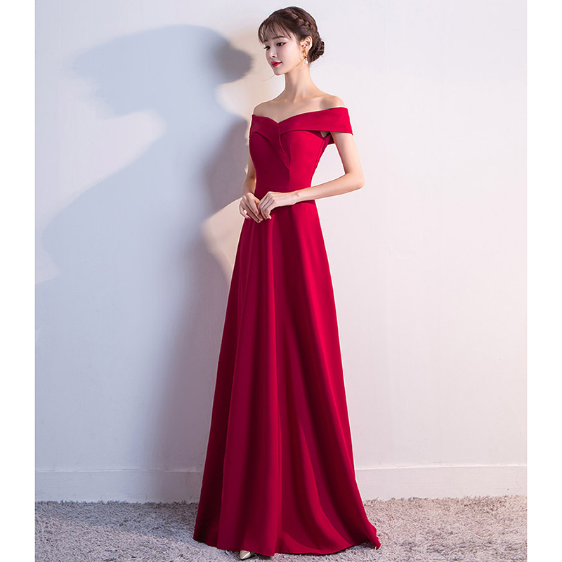 Sexy Formal Evening   Dress   Robe de Soiree Party Gowns Long   Prom     Dresses   2019