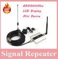 10 m de Cable + Antena GSM 900 Mhz Refuerzo Repetidor Móvil de la Señal Del Teléfono Celular Amplificador de Señal booster gsm 900 mhz Fábrica repetidor
