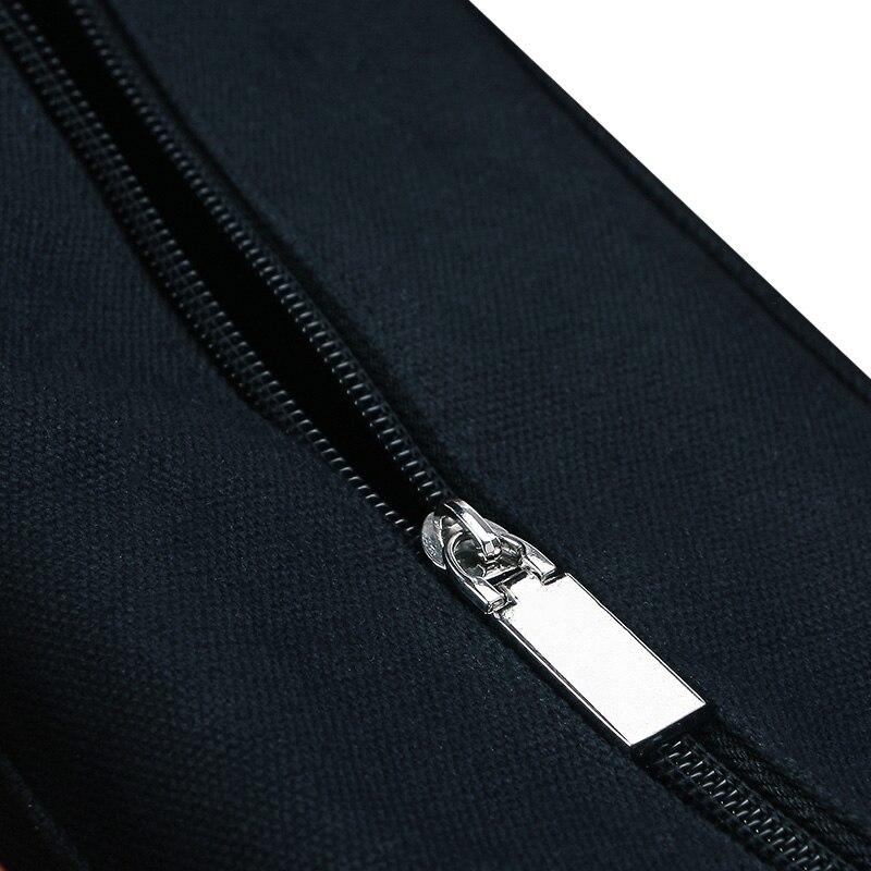 interior bolso forro de inserção Big Size : 33x12x30