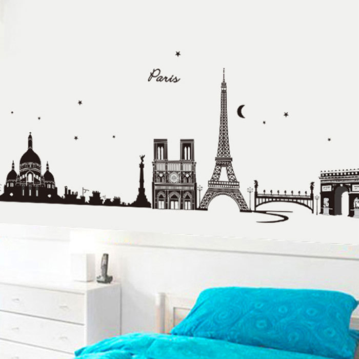 Eiffel Tower Wall Decor online get cheap paris wall decorations -aliexpress | alibaba