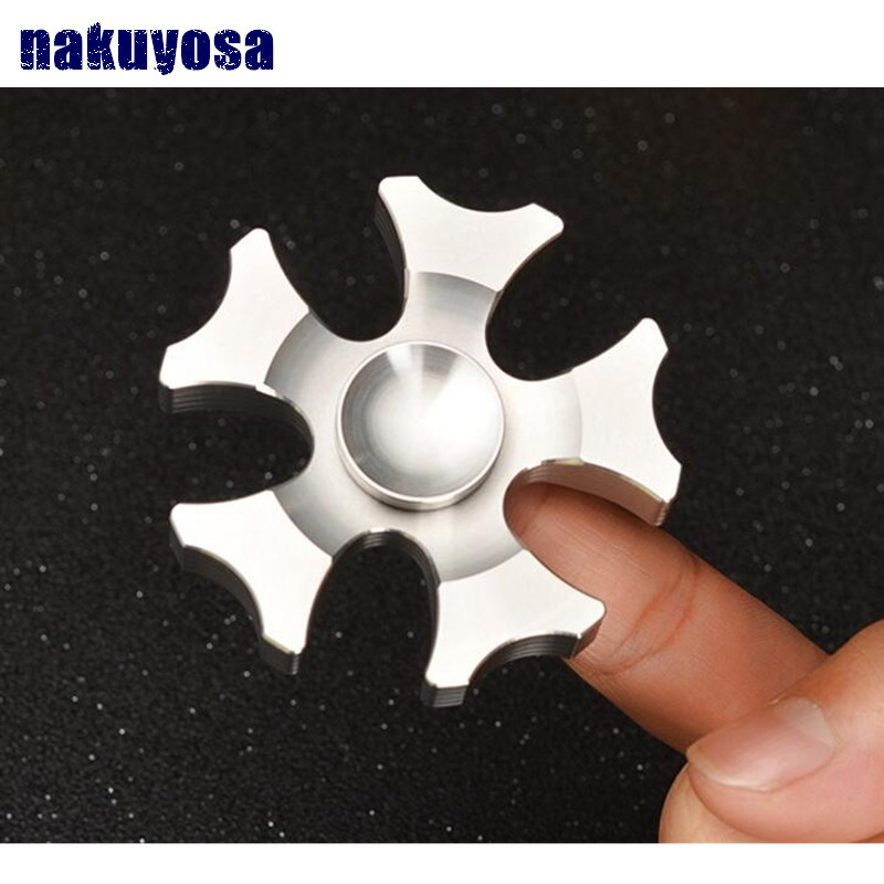 Professional Fidget Spinner Hand Spinner Metal Autism ADHD Children Adults Handspinner EDC Relieve Stress Toys Spiner