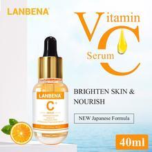 LANBENA Vitamin C Serum VC Essence Remove Dark Spot Freckle Speckle Fade Ageless Whitening Skin Care Whitening Face Anti Winkles кукла блум стильная штучка winx club