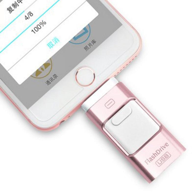 Pen Drive 8GB 16GB 32GB 64GB 128GB USB Flash Drive Memorey usb Stick Pendrive 3 in