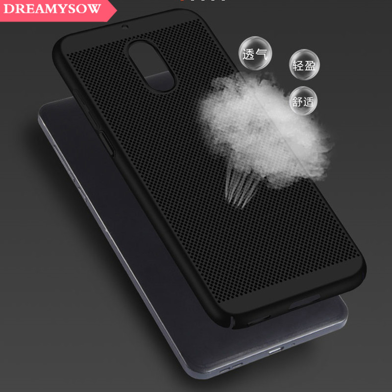 Heat Dissipation Phone Cases For Nokia 8 Sirocco 6 2018 7 5 3 2 For Nokia 8 Sirocco 6 2018 2 3 5 7 Hard PC Back Cover nokia 8 new 2018