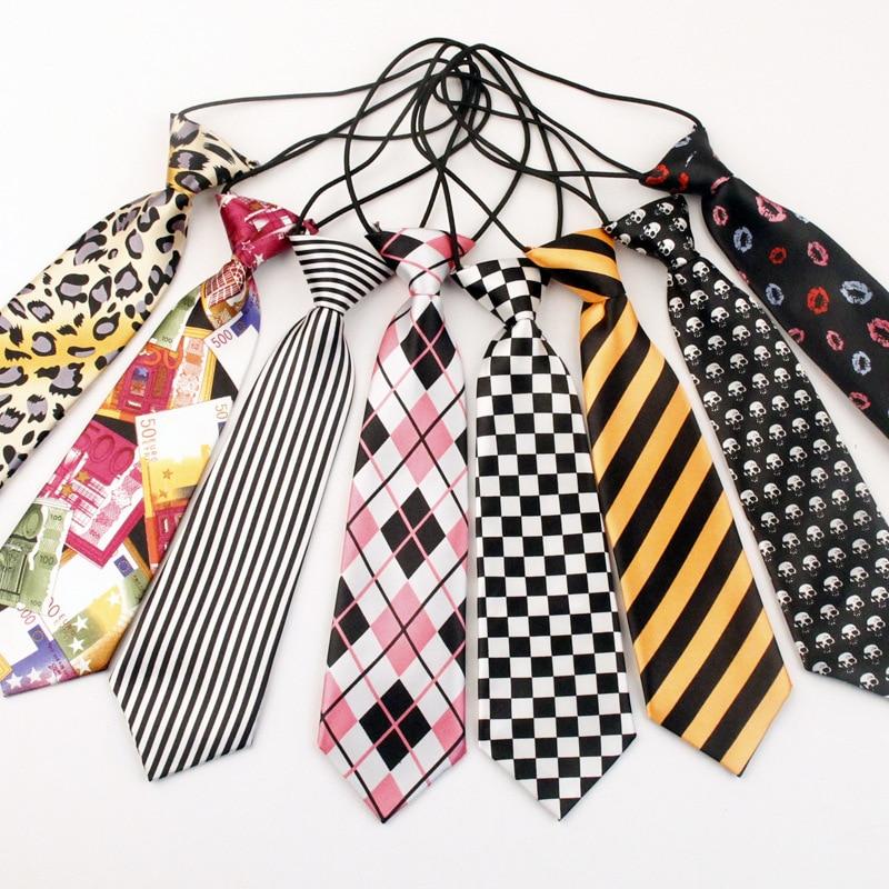 Mutig Tieset Koreanische Casual Hals Krawatte Für Kinder Junge Streifen/plaid/schädel/tier/dot/cartoon-muster Für Party Krawatte Dünne Beiläufige T-250 In Den Spezifikationen VervollstäNdigen Bekleidung Zubehör