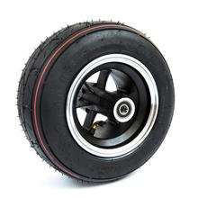 10 E bike Wheel With 10*6.00-5.5 Vacuum tyre Mini Fat Non-Motorized No Motor Bicycle Scooter
