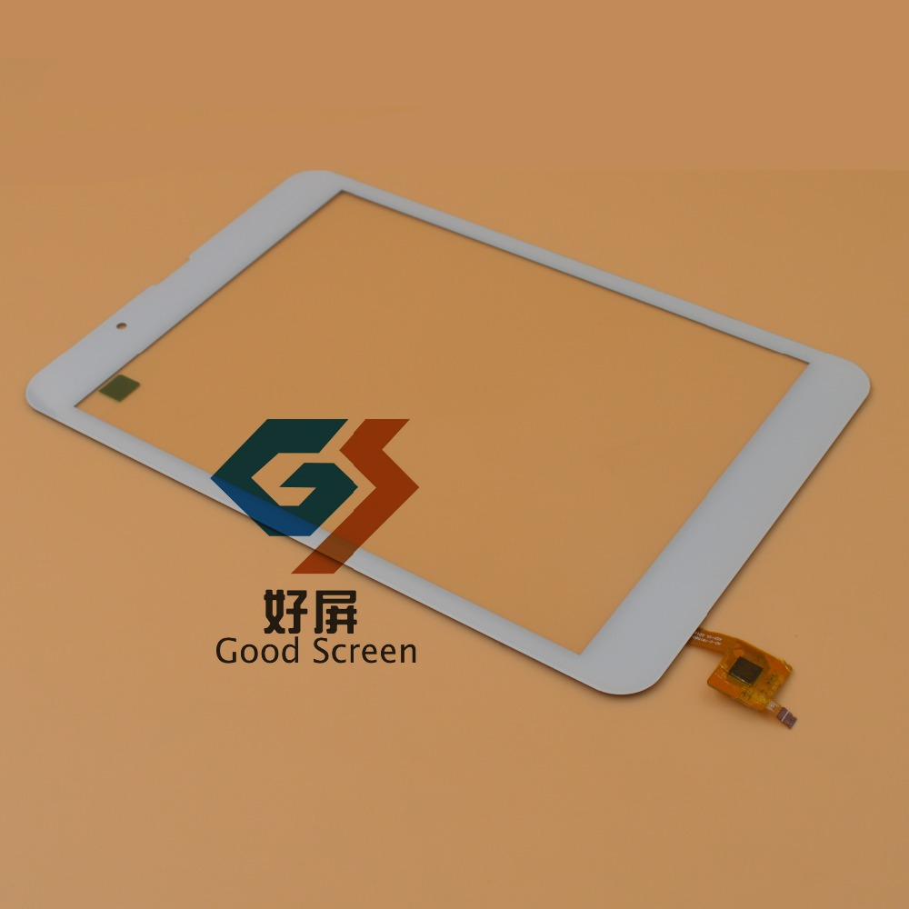White 8 inch for Eplutus G82 tablet capacitive touch screen panel digitizer glass replacement eplutus ep 101t