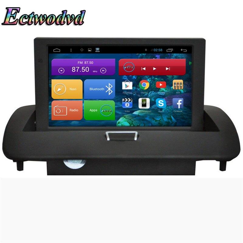 Ectwodvd 8 pollici Octa Core Android 7.1/Quad Core Android 6.0 GPS del DVD Dell'automobile per Volvo C40/S40 /S60/C30/C70/V50 2008-2012