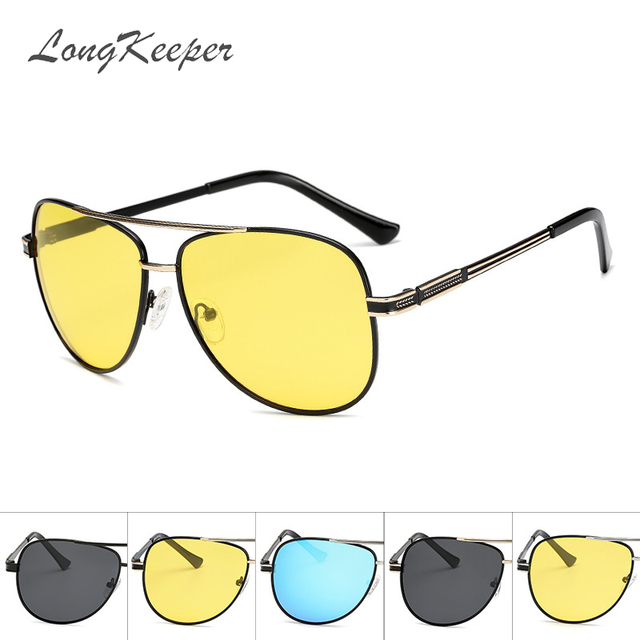 8126374a7c Venta caliente de los hombres espejo gafas de sol polarizadas mujeres Oval  Retro marco de Metal
