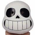 Sans Helmet Undertale Game Cosplay Masks Halloween Masks Latex Full Head Helmet for Cosplay Props Adult XCOSER Custom Made