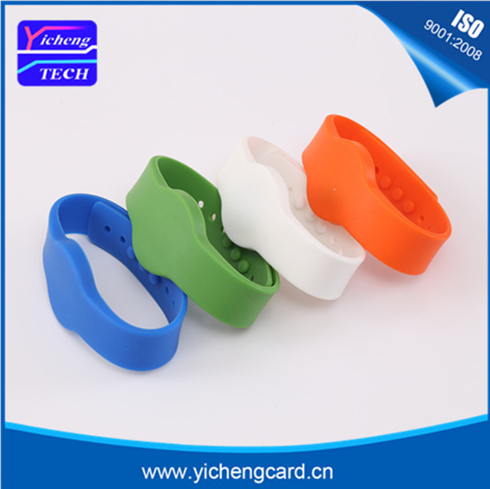 Freeshipping 3pcs 13.56MHz RFID Silicone Wristband Bracelet NFC Ntag213 Smart Proximity Card Waterproof for Access Control