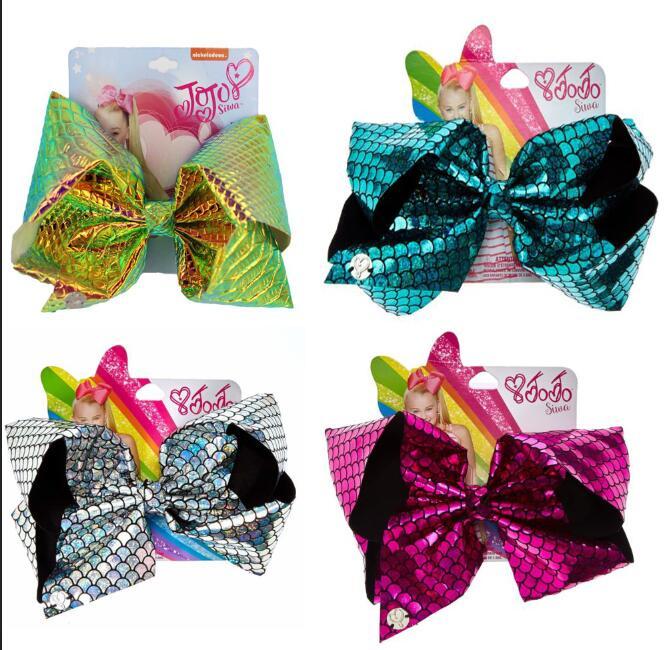 8 jojo bow girls