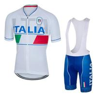 2018 Italia Brand Pro Cycling Jersey 9D pad Bike Shorts set breathable Unisex summer cycle wear BICYCLING Maillot Culotte