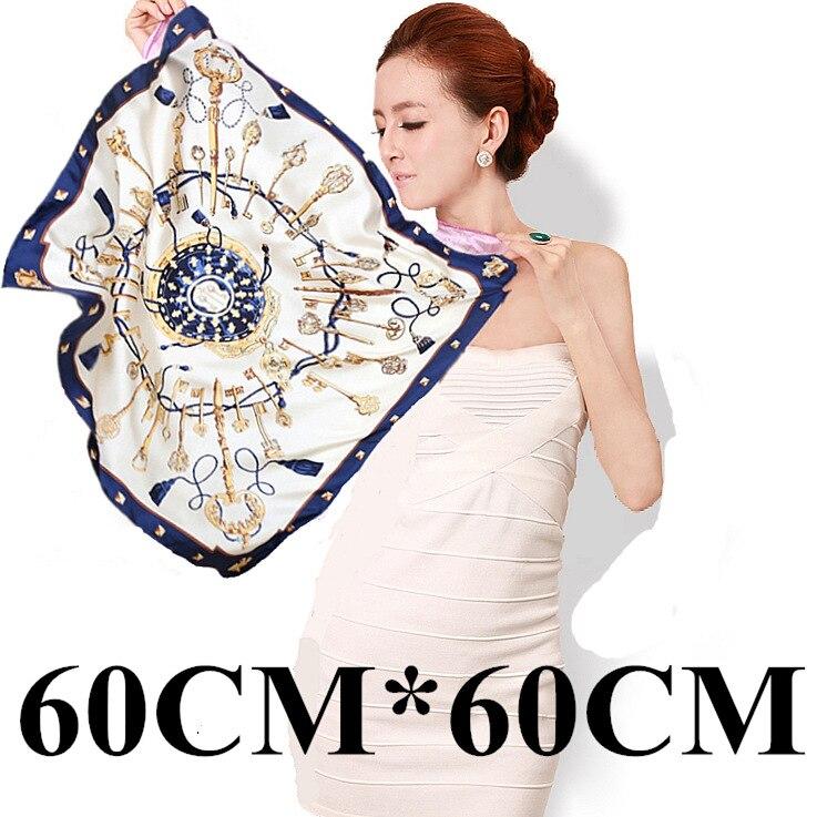 Φ_Φ60 cm * 60 cm noble lujo metal patrón borla señoras pequeña ...