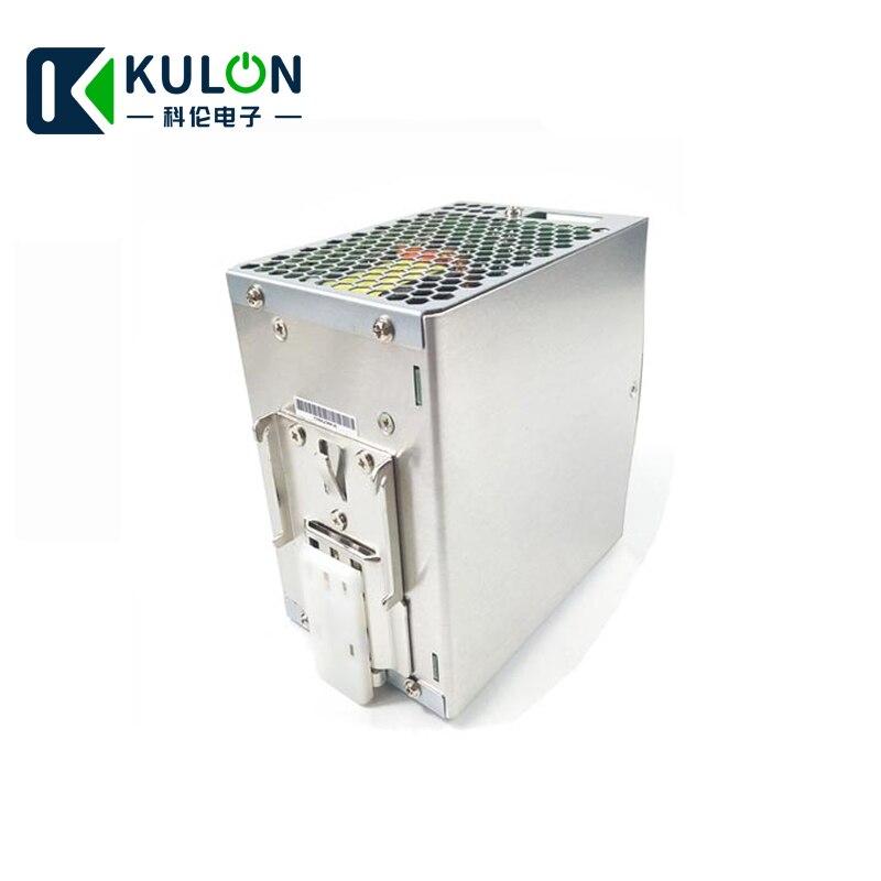 MEANWELL TDR-480-24 340-550VAC large gamme d'entrée à DC trois Phase Industrielle RAIL DIN alimentation à découpage 480 W 24 V 20A - 3