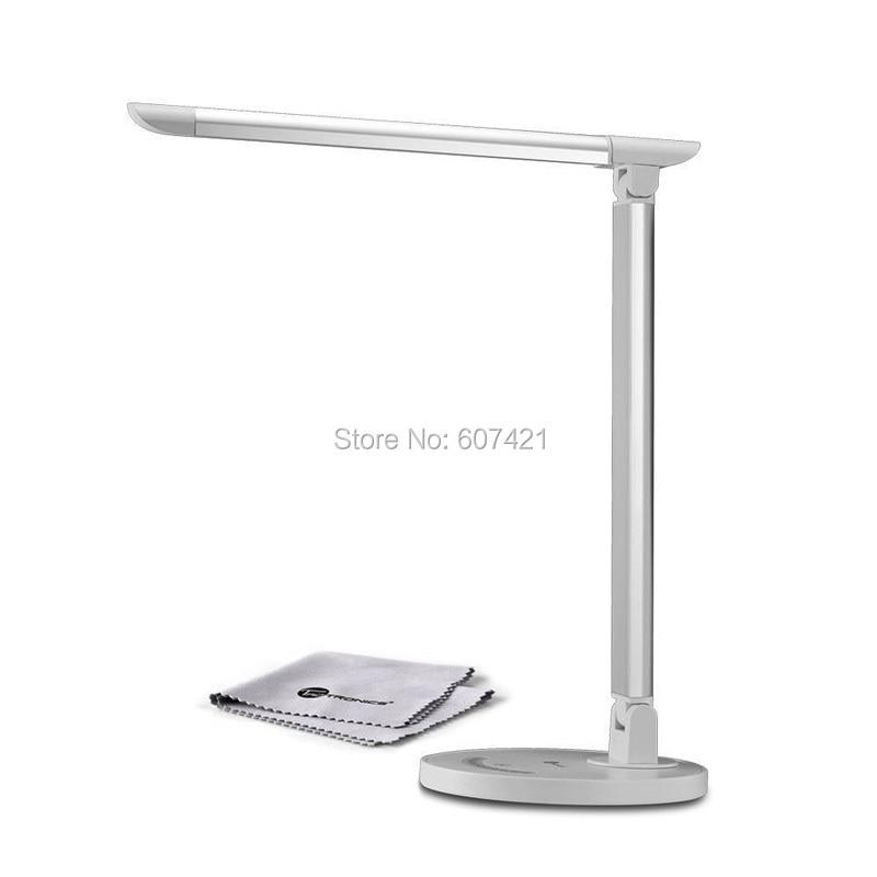 ФОТО Eye-caring Touch Control LED Desk Lamp Table Lamp, Adjustable Energy Efficient LED Lamp (USB Charging Port)