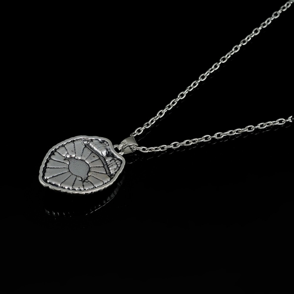 US $1 68 15% OFF|Skyrim Cool Jewelry Rhinestone Police Badge Necklace  Policeman Blue Crystal & Enamel Silver Chain Fashion Necklaces As Gift-in