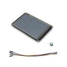 7.0 Inch Enhanced HMI Intelligent Smart USART UART Serial Touch TFT LCD Module Display Panel For Raspberry Pi for Arduino Ki