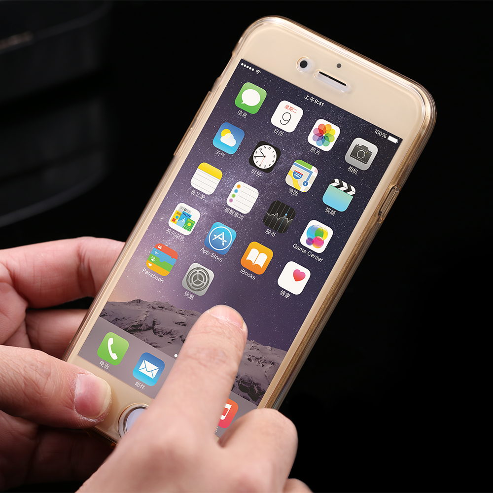 360 rubber iphone 6 case