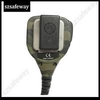 talkie walkie מיקרופון רמקול הסוואה Talkie Walkie מרחוק מיקרופון רמקול עבור מוטורולה CP160 EP450 GP300 GP68 GP88 CP88 CP040 CP100 CP125 CP140 (4)