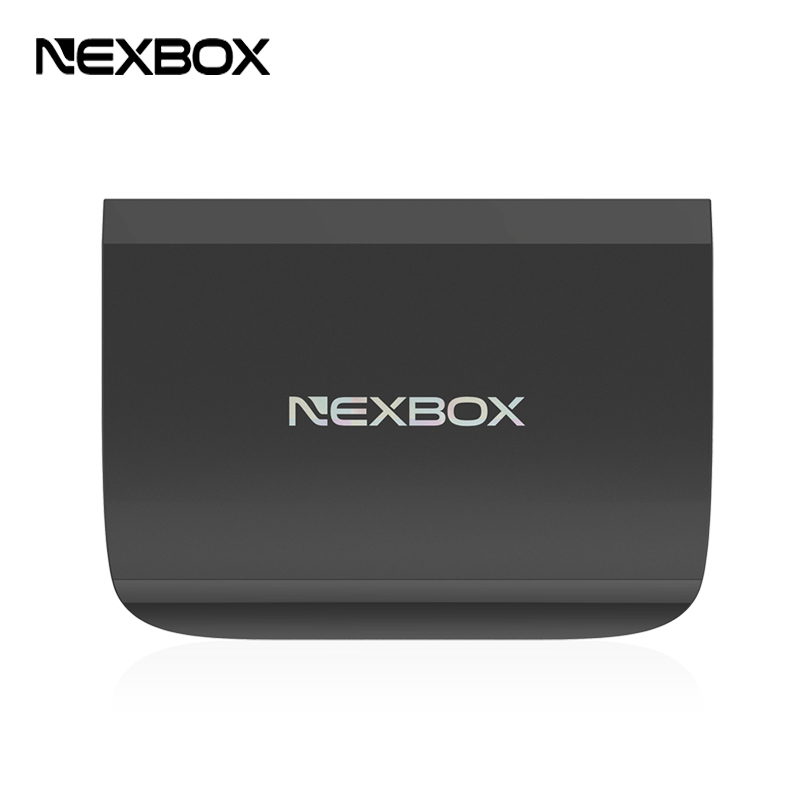 Original NEXBOX A1 Android TV Box Android 6.0 Smart IPTV Kodi Media Player TV Receivers Amlogic S912 Octa Core TV Set Top Box