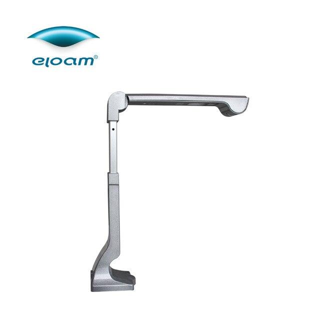 Eloam 5.0 Mega Pixel 2592x1944 USB2.0 Color Camera Scanner portable document picture scanner High Speed 1S Scanning OCR S600