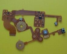 5 Original Top Flex Cable FPC Plate Unit Replacement For Nikon D5100 Camera Repair