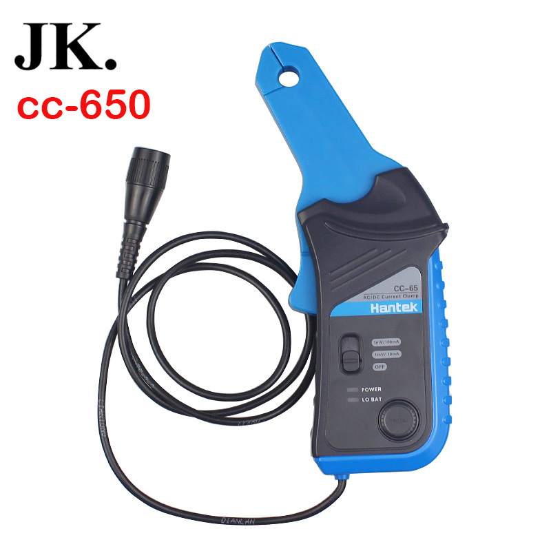 HABTEK ON SALE Hantek CC-65 AC/DC Multimeter Current Clamp Meter with BNC Connector CC65 Free Shipping CC-650 Best Price CC650 cc 65 hantek cc 65 ac dc current clamp meter multimeter with bnc connector page 3