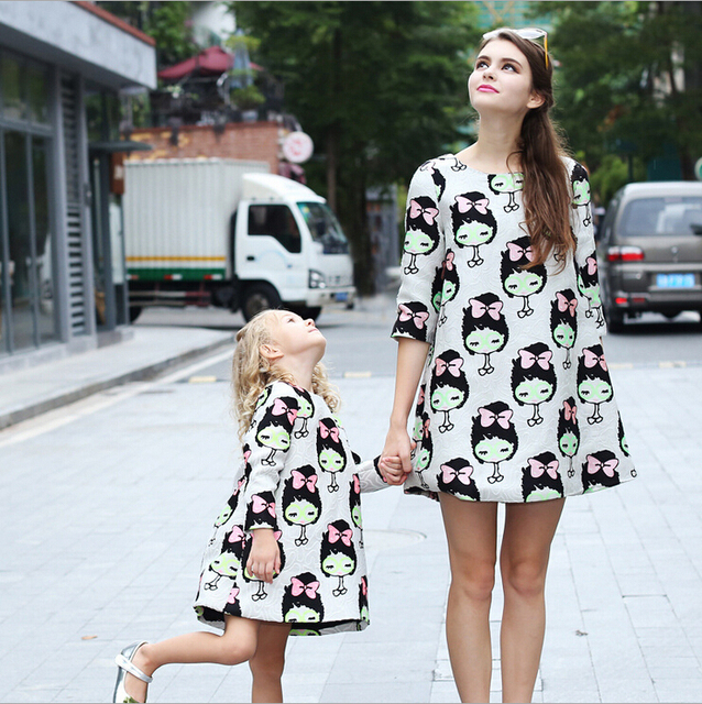 94ef0c808c0 2015 Family Matching Clothing Soft Cotton Shirt Matching Mother Daughter  Clothes Family Look Style Father Mother Son Set