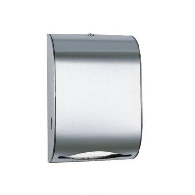Free Ems Shipping Wholesale Bathroom Surface Mounted 304 Stainless Steel Commercial Paper Towel