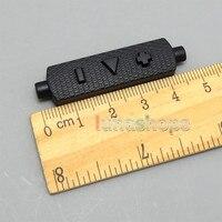 1set Hifi Mic Volume Control Remote Adapter DIY Parts For Senheiser HD6 HD7 HD8 HD6 MIX