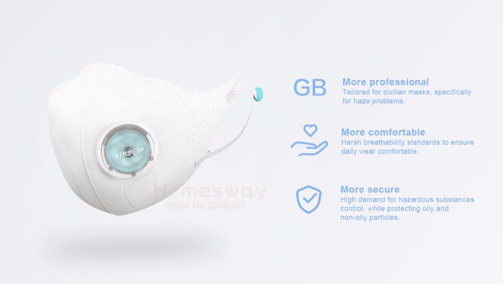 Xiaomi Mijia Airpop light
