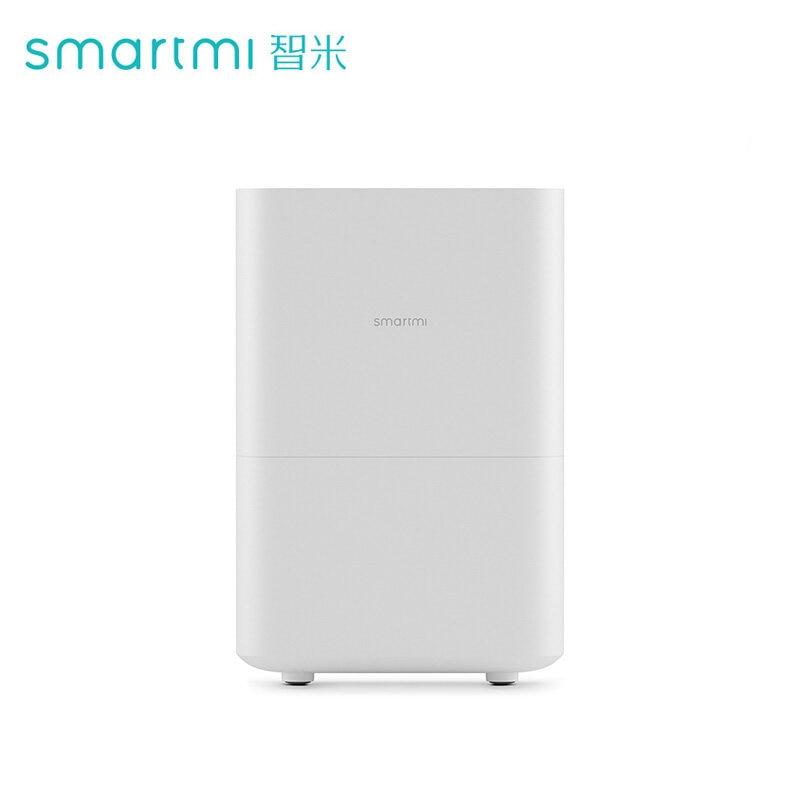 SMARTMI Original Xiaomi Evaporative Humidifier 4L Smart Home Air Conditioning Appliances Sterilization Pure Type Humidifier APP