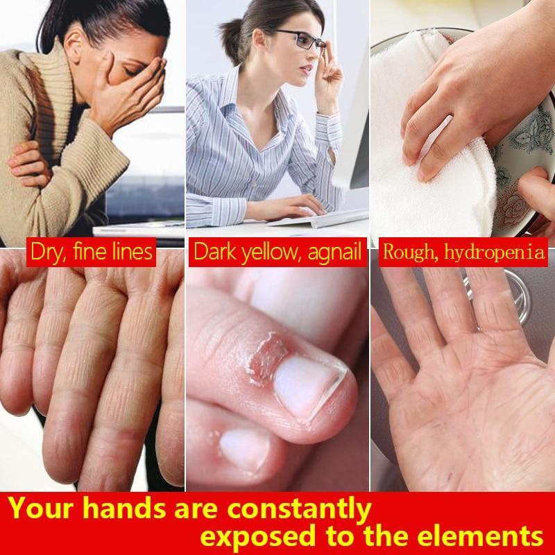 LAMILEE GoatMilk Hand Cream Anti-Dryness Moisturizing Anti-chapping whitening Hand care 40g Hydrating for Winter Repair 1