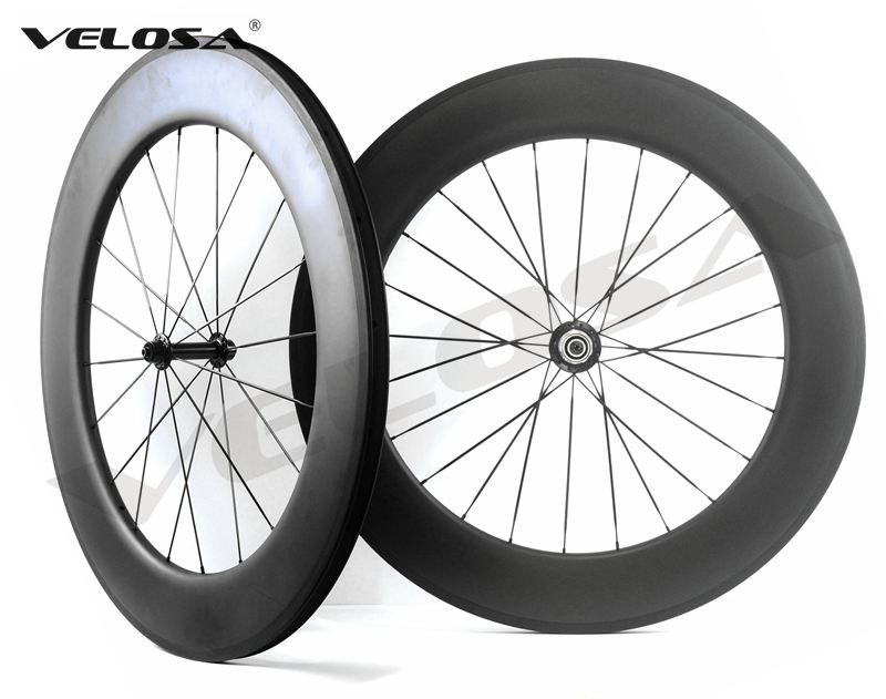 wholesale cheap price 88mm tubular 25mm width carbon bicycle rims,700C hot sale