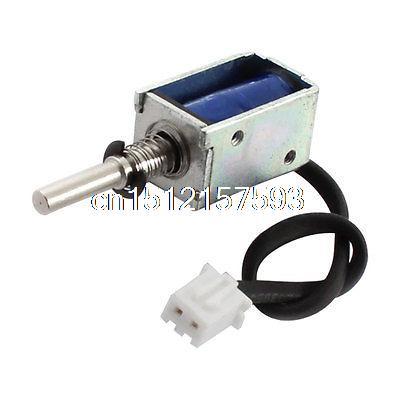 все цены на DC 12V 80g/3mm Open Frame Actuator Linear Push Pull Solenoid Electromagnet