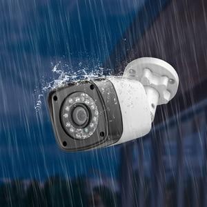 Image 4 - Kamera CCTV HD 4MP 8CH 6w1 ahd dvr H.265 System nadzoru wodoodporna kamera zewnętrzna System bezpieczeństwa wideo CCTV P2P HDMI Kit